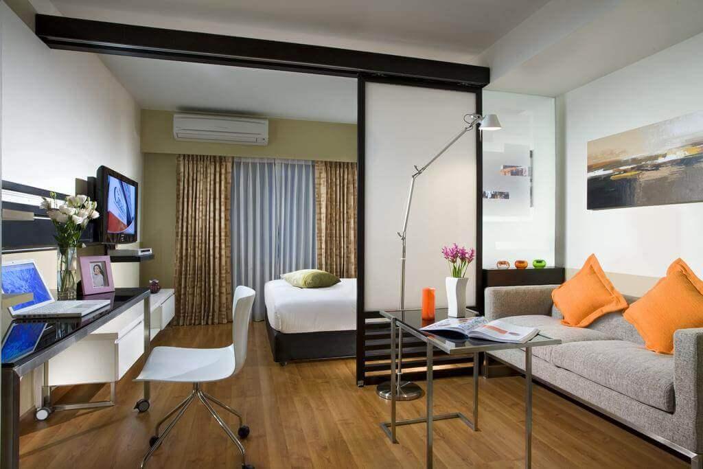 Зонирование спальни - цели, правила, методы и приемы