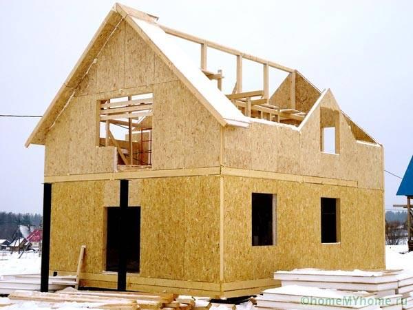 Пароизоляция для стен деревянного дома - советы по выбору!