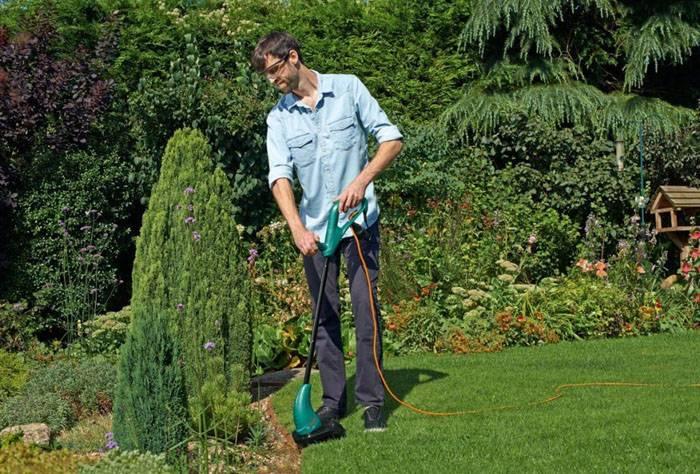Рейтинг моделей лучших электрических триммеров для травы