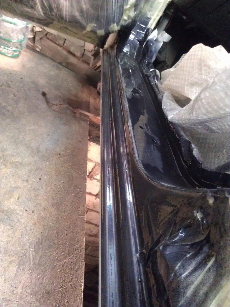 105 фото кузовного ремонта и полной замены порогов