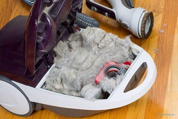 Адская перезагрузка! Как починить свой вечно перегревающийся пылесос самостоятельно.