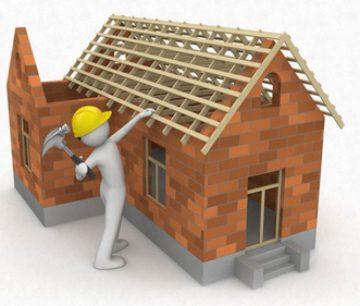 Дизайн и особенности крыши частного дома из профнастила