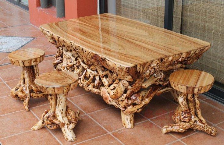 дизайн лучших моделей и обзор красивых столиков (140 фото)