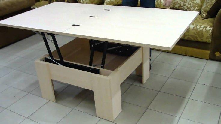 Инструкция, как сделать стол своими руками