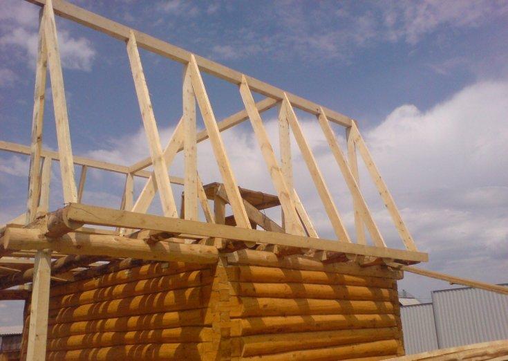 Как сделать двухскатную крышу - 110 фото проектирования и сборки классической конструкции