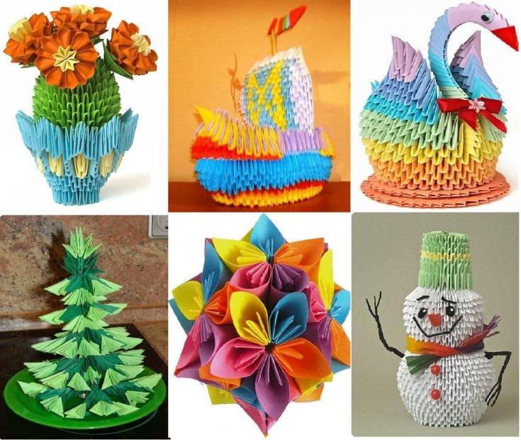 Как сделать оригами - ТОП 100 фото с красивыми идеями и схемами!