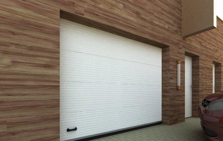 Как сделать подъемные ворота - 125 фото и видео постройки гаражных ворот своими руками