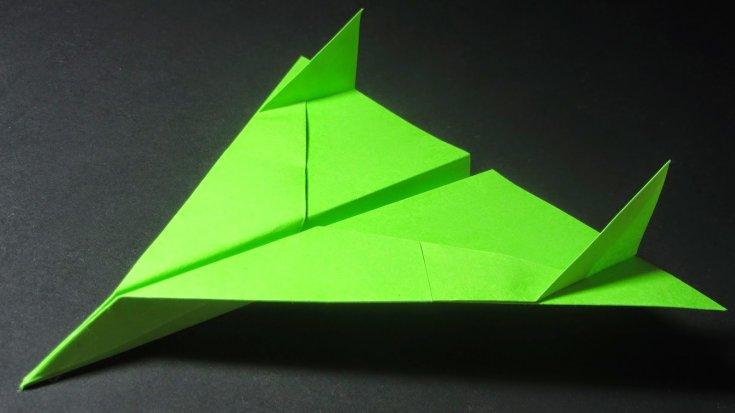 Как сделать самолетик оригами - 115 фото с интересными идеями!