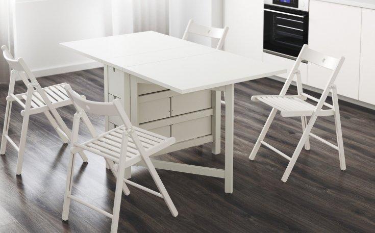 Как сделать складной столик своими руками