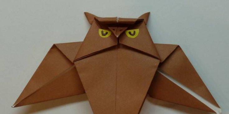 Как сделать сову оригами - 100 фото, а также необычная инструкция для новичков (схемы, чертежи, мастер-класс)