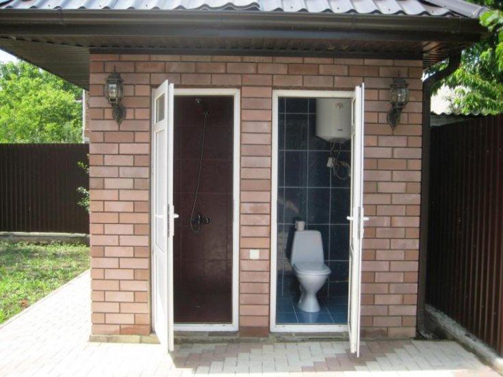 Как сделать туалет своими руками