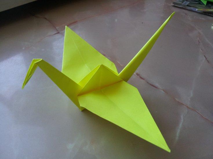 Как сделать журавлика оригами - лучшая инструкция от мастеров! Много фото эксклюзивных идей для оригами