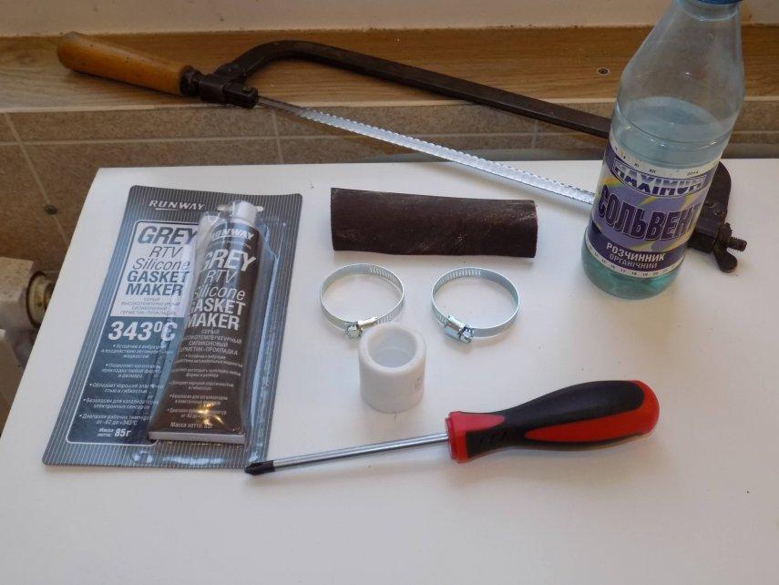 Как устранить течь в полипропиленовых трубах