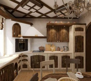 Какой стиль кухни выбрать, популярные варианты дизайна интерьера