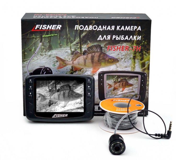 Камера для рыбалки своими руками