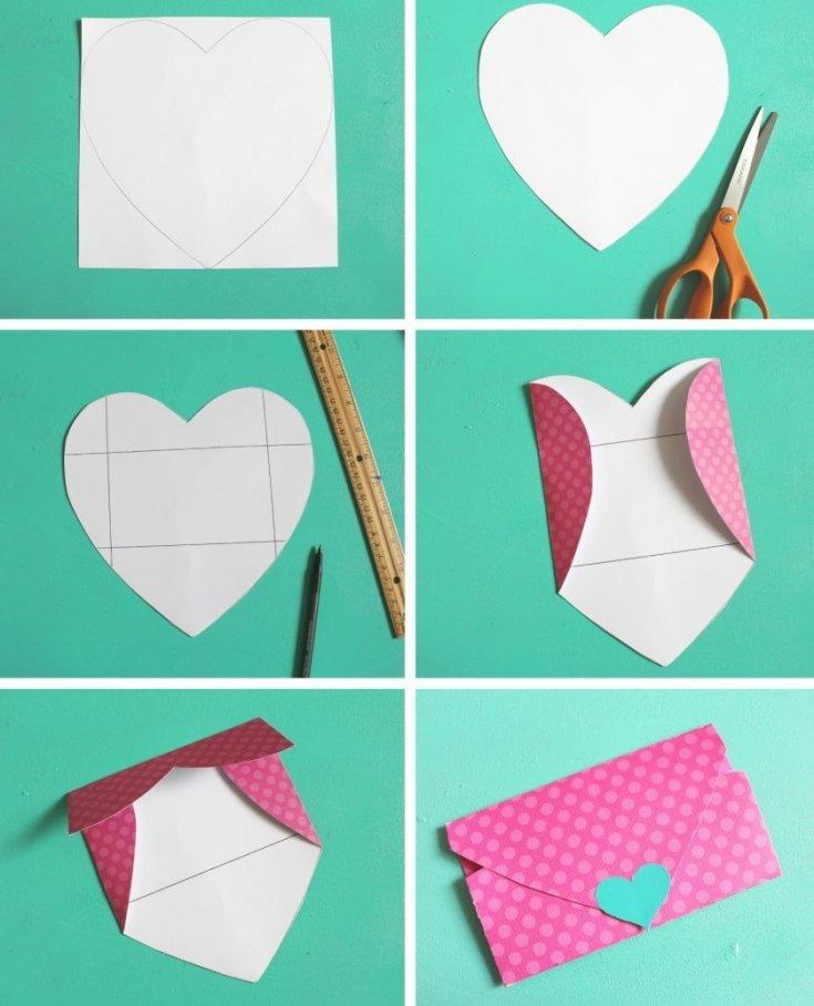 Конверт оригами - 130 фото и инструкции как сделать своими руками!