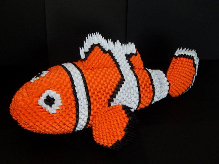 Мастер-класс по оригами «Рыбка» - 115 фото красивых идей и инструкции