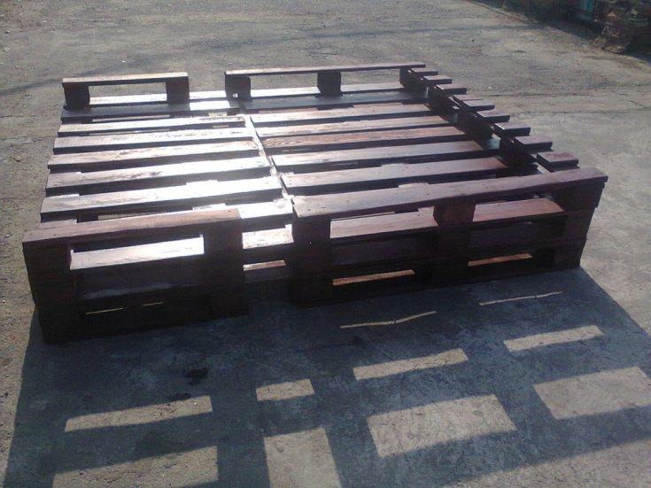 Мебель из поддонов (паллет) своими руками