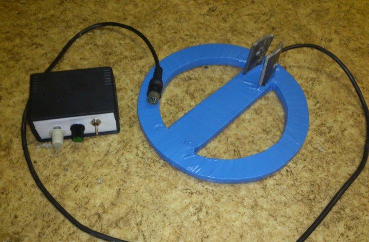 Металлоискатель своими руками - инструкция, как сделать простой и мощный металлоискатель в домашних условиях