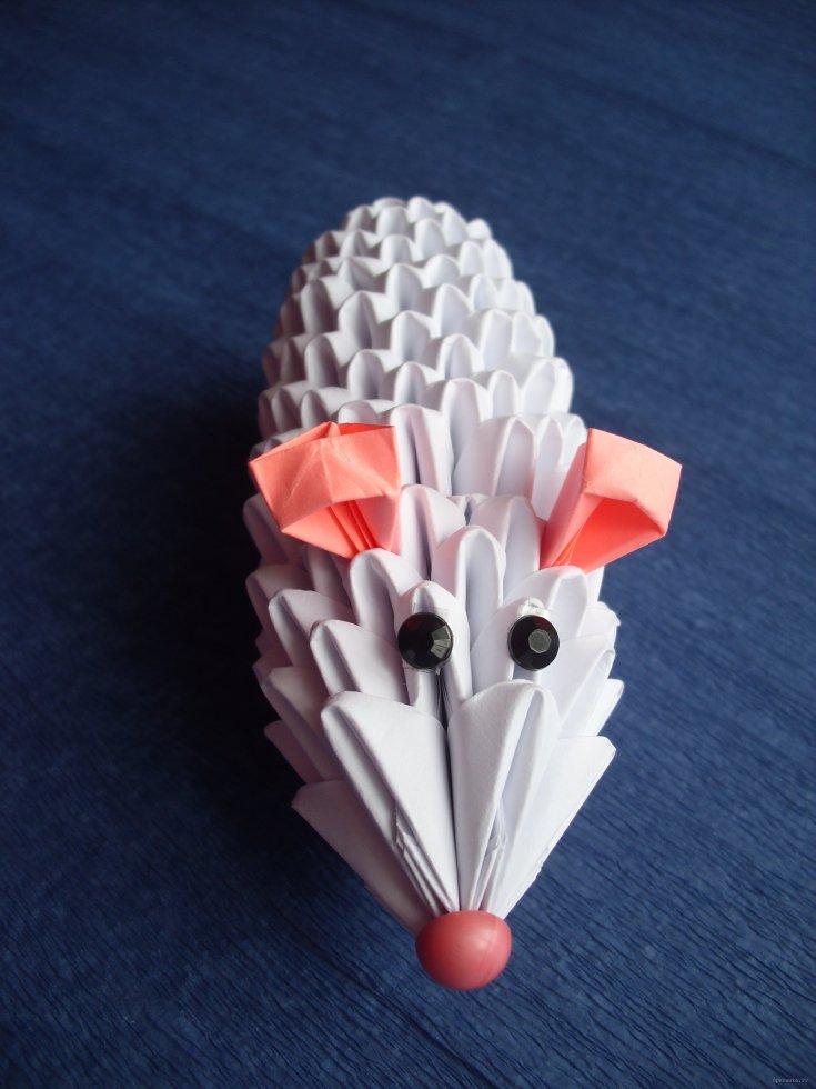 Модульное оригами - 110 фото лучших идей от профи! Простая инструкция + мастер-класс с необычными решениями от мастеров