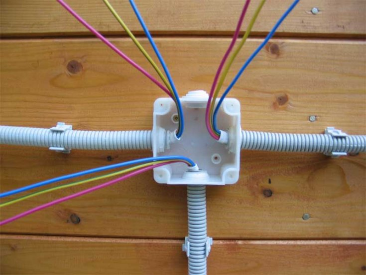 Монтаж электропроводки своими руками - пошаговая инструкция, советы, рекомендации и идеи