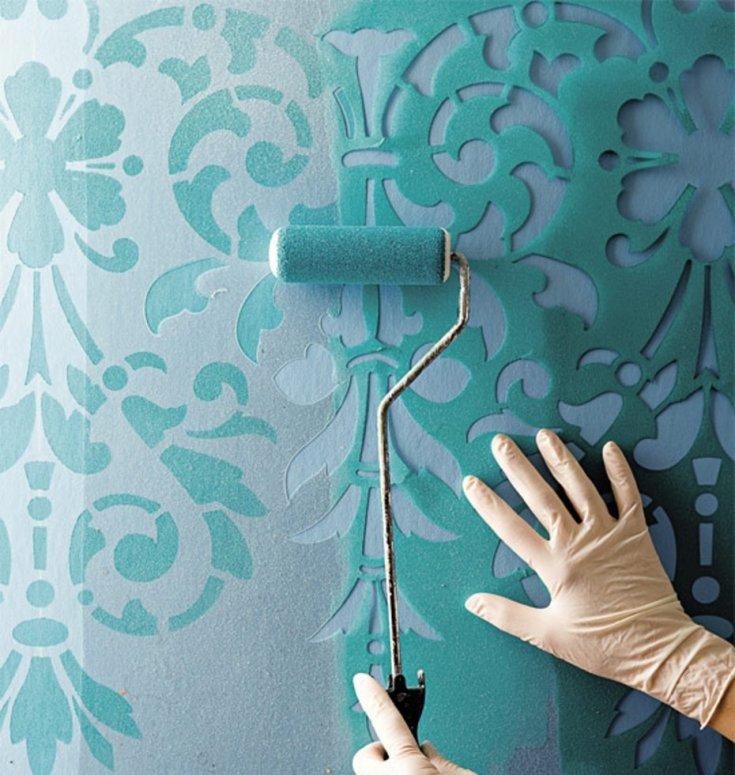 Отделка стен своими руками - интересные и красивые идеи для реализации, пошаговое руководство и советы