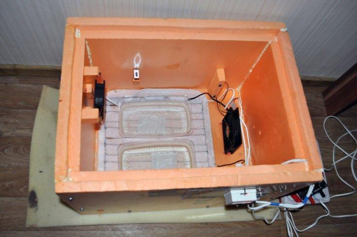 разнообразие самодельных инкубаторов. 120 фото инкубаторов из пенопласта, фанеры, старого холодильника