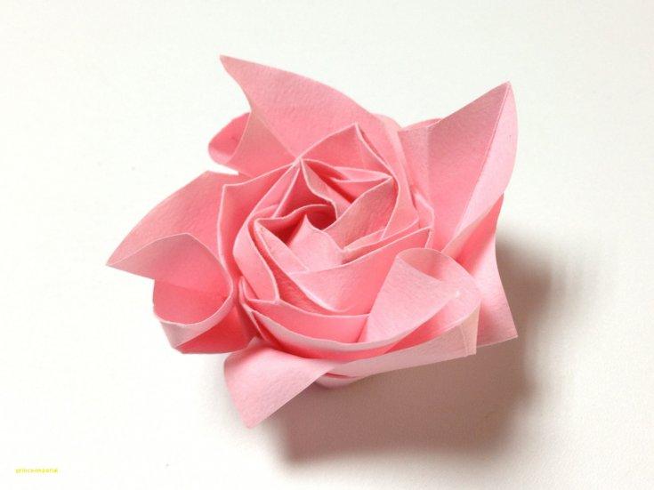 Роза из бумаги (120 фото)