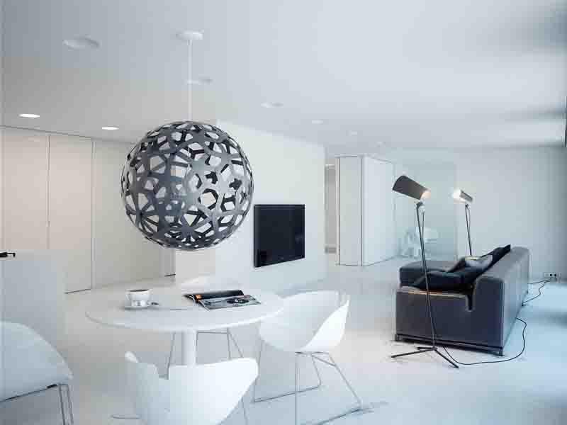 Светильники в разных интерьерах – как выбрать удачный вариант