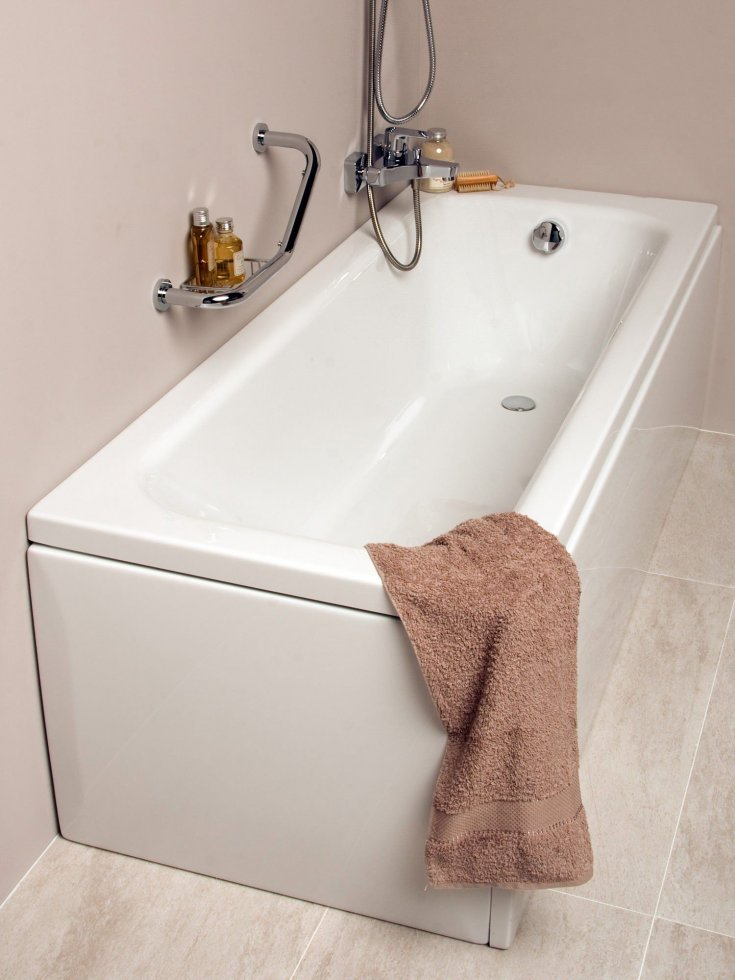 Установка ванны своими руками - 110 фото и инструкция для установки
