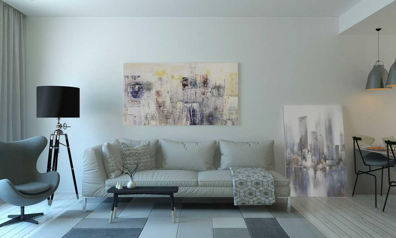 Выбираем дизайн и интерьер современной квартиры студии — полезные советы с фото